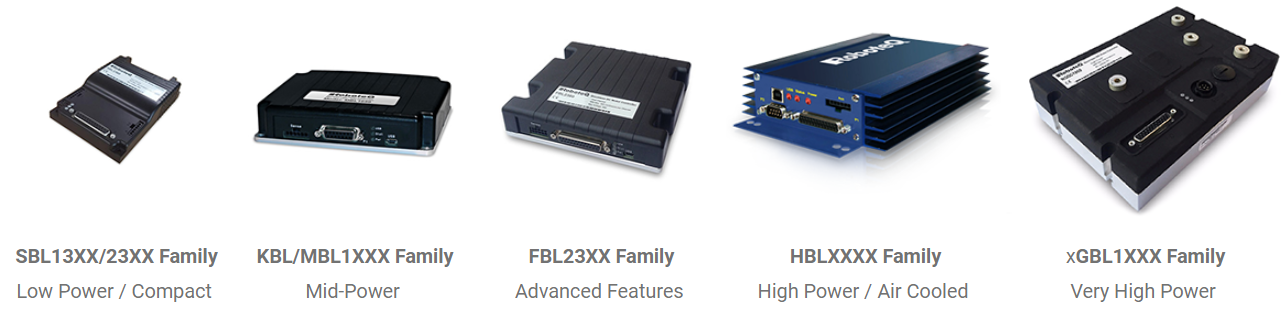 brushless family