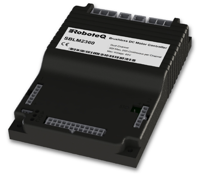 Brushless DC Motor Controllers | Roboteq