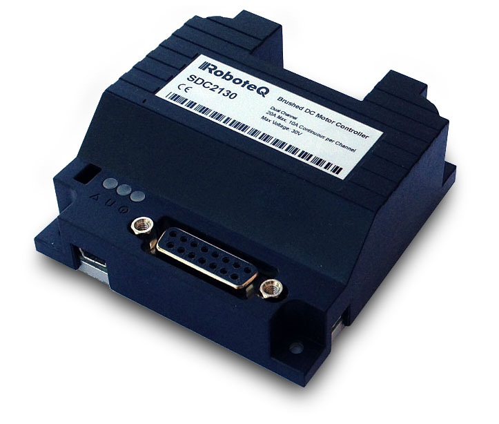 Brushed DC Motor Controllers : SDC2160S